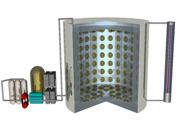 EGADS Project (Evaluating Gadolinium's Action on Detector Systems), which is now under construction in the Kamioka mine, will be used to establish the viability of gadolinium-enhanced water Cherenkov detector for detecting supernova relic neutrinos.