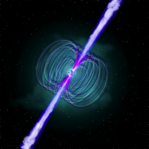 極度な強磁場を持つ中性子星、マ...