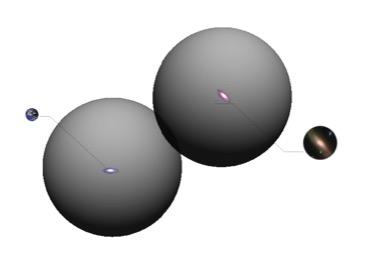 بعید است ماده تاریک از ریزسیاهچاله درست شده باشد