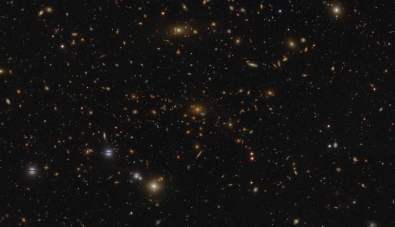 Image result for Dark Matter Present in Universe Got Surveyed by Hyper Suprime-Cam