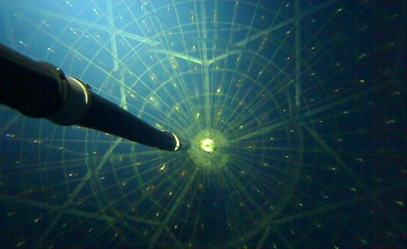 Neutrino detector