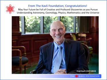 Fig. 4. Fred Kavli, founder of The Kavli Foundation (1927-2013)
