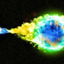 シミュレーションが解き明かす、白色矮星の超新星爆発がマンガンとニッケルに富む謎